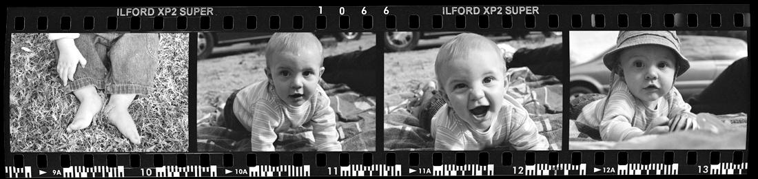 35MM negative and slide film scanning