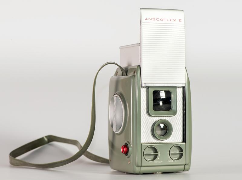 Anscoflex II Camera Front