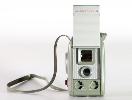 Anscoflex II Camera Open