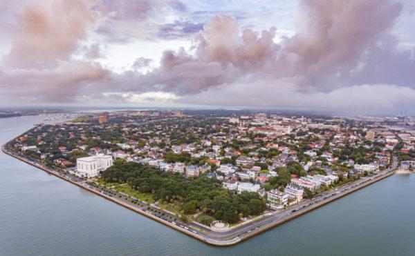 Corner of Charleston - Charleston,SC by Nicholas Skylar