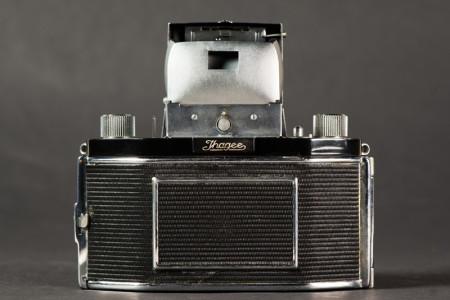 Ihagee Exa Camera Back