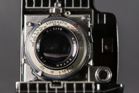 Kodak Bantam Special Camera With Supermatic Shutter