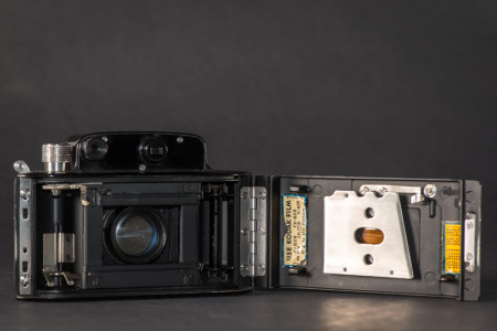 Kodak Bantam Special Camera Uses 828 Film