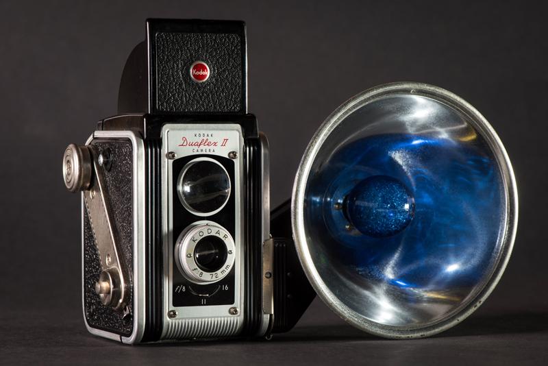 Kodak Duaflex II Camera With Flash