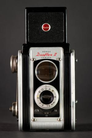 Kodak Duaflex II Camera Front