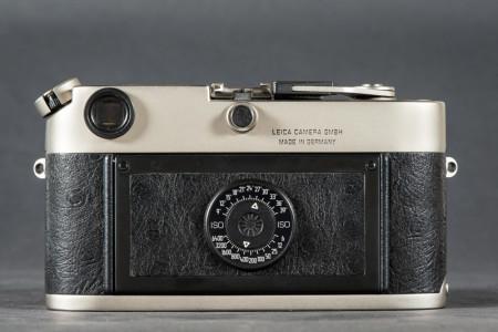 Leica M6 Camera Back