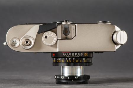 Leica M6 Camera Top