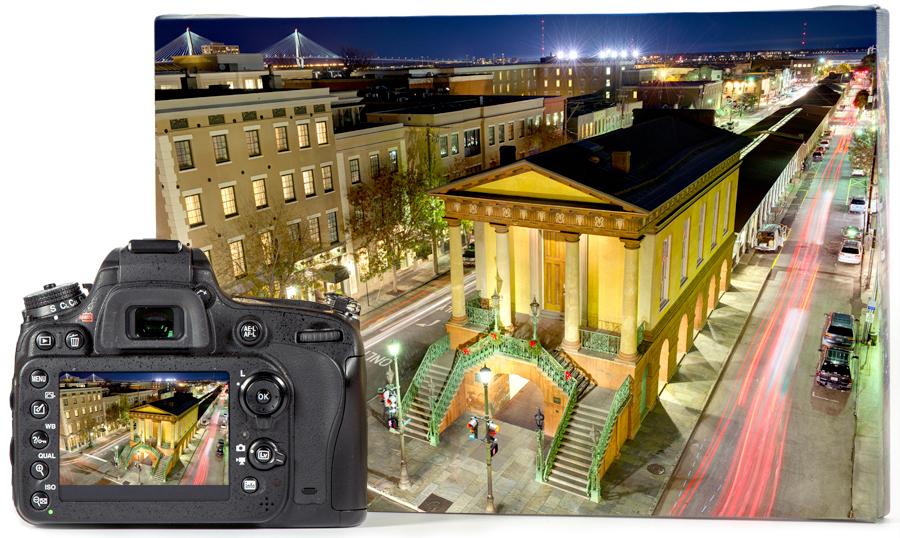 Photo To Canvas Giclee Printing in Charleston, SC | Fine Art
