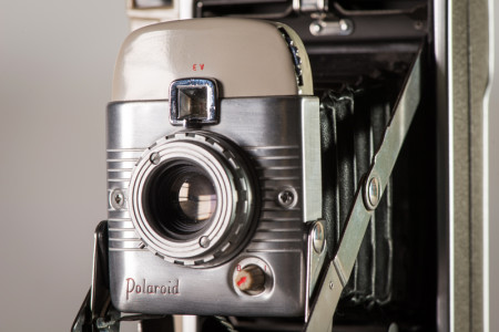Polaroid Model 80B Camera Lens