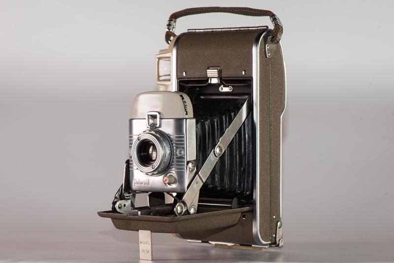 Polaroid Model 80B Camera