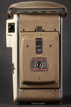 Polaroid Model 80B Camera Closed
