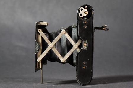 Vest Pocket Kodak Autographic Camera Side View