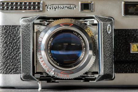Voigtlander Vitessa L Camera Ultron Lens