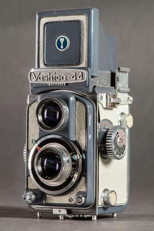 Yashica 44 A Camera Focus Knob