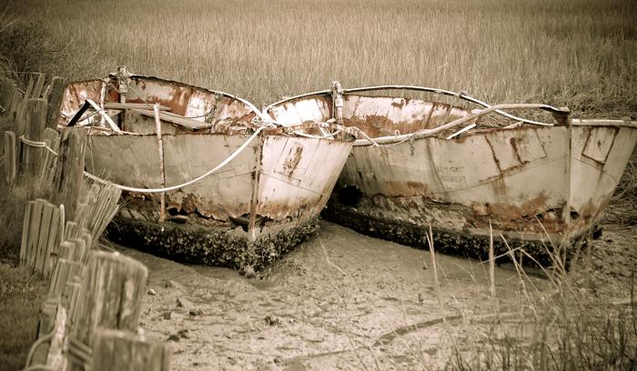 seen better days © Mike Nocher